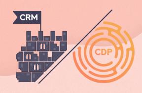 CRM vs CDP